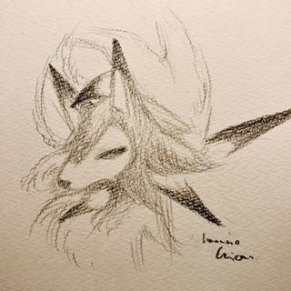 描きます。