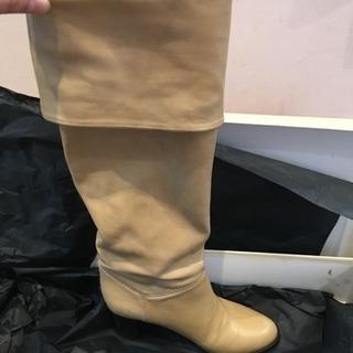 OL'AUTRE CHOSE 24.5センチロングブーツ