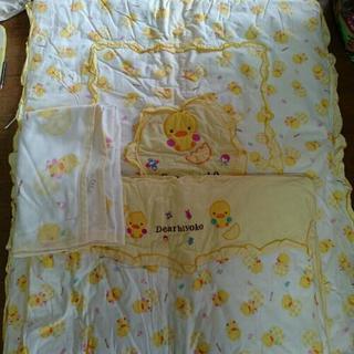 ベビー用掛け布団 とベビー毛布