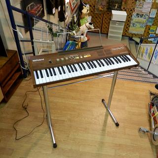 ローランド 電子ピアノ HP-30 61鍵盤 スタンド付き ピアノ...
