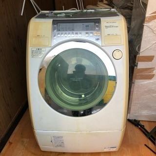 [商談中]ドラム式洗濯機 使用感あり 0円 ※掲載12月まで!