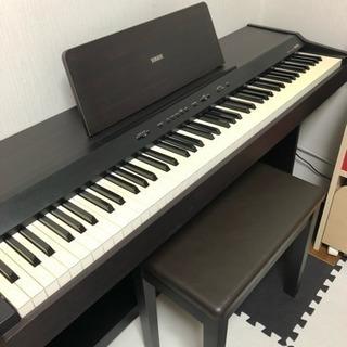 YAMAHA電子ピアノ YDP-88   88鍵  椅子付き