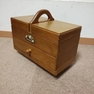 小物収納ケース 裁縫箱