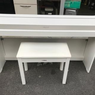 電子ピアノ YAMAHA YDP-S51WH 2014年 椅子付き...