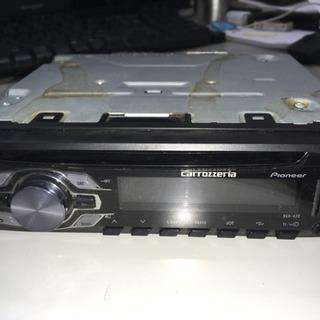カロッツェリア 1din CD USB
