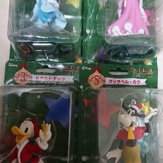 ディズニー フィギュア クリスマス 飾り