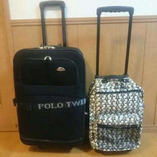 【値下げしました】軽量(2.1㎏)スーツケースとリュックにもなるキ...
