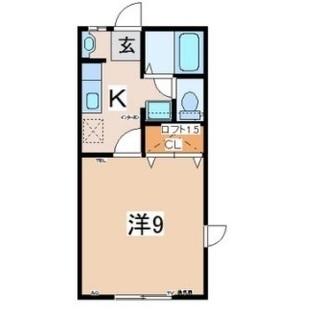 米沢市1K 近々Wi-Fiが設置予定! 選べる壁紙賃貸です!