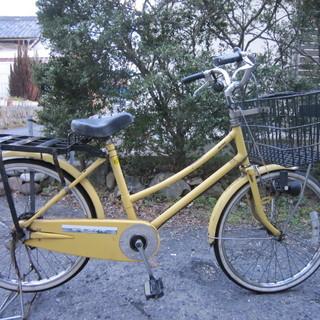 新聞配達自転車(22インチ、ミヤタ、ニュースクル)