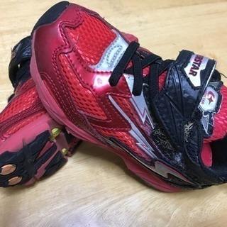 子供靴 18cm