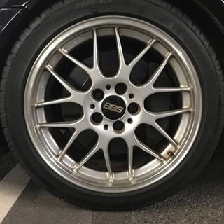 BBS RG-R 新品タイヤ付 引き取りの方はさらに安くします