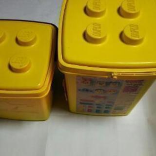 レゴデュプロ黄色バケツセット
