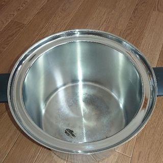 IH対応の鍋 25㎝
