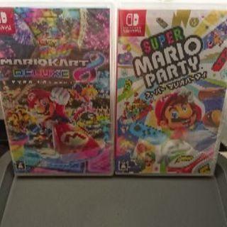 Nintendo Switch スーパーマリオパーティ・マリオカ...