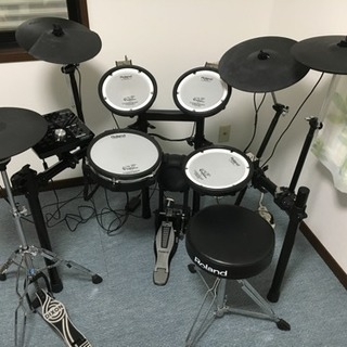 【最終セール】Roland 電子ドラム TD-25KV-S V-D...