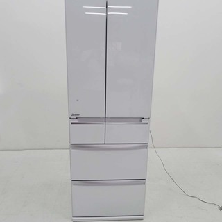 保証1年付  MITSUBISHI 三菱電機 大型ファミリー 冷蔵...
