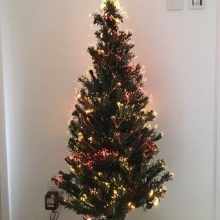 美品☆クリスマスツリー 120cm
