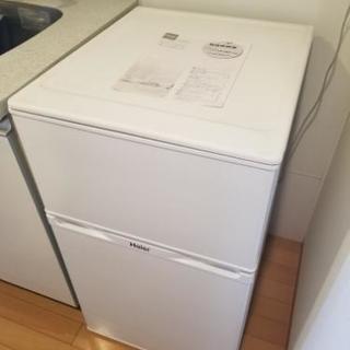 小型冷蔵冷凍庫 JR-N91F(2013年製)