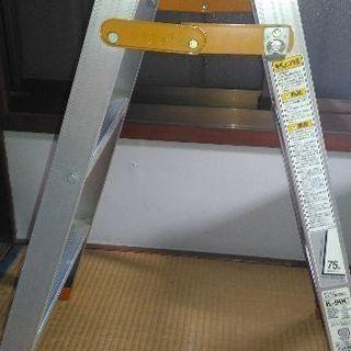 ●値下げ●pica はしご兼用脚立3段