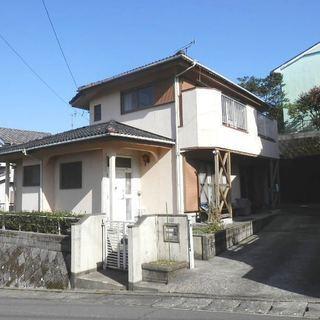 鹿児島市牟礼岡【貸家】木造2階建5DK改装済駐車場4台可5万円