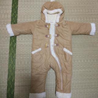 ベビー服 アウター ジャンプスーツ サイズ80      の画像