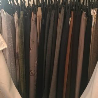 レディーパンツ、スカート、ジャケット