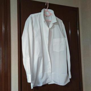 値下げユニクロ紳士ワイシャツ美品✨