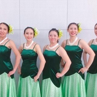 🌈深谷、熊谷フラダンス生徒募集中🌈