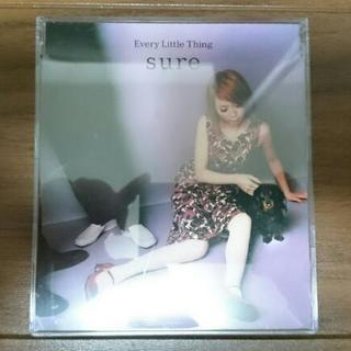 A0803/Every Little Thing/sure/邦楽/CD