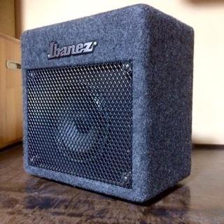 IBZ-B 小型 ギター&ベース アンプ