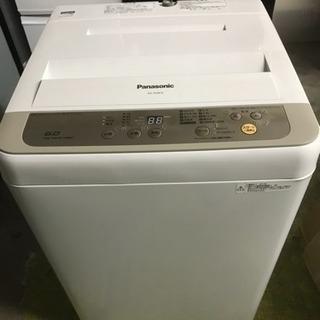 洗濯機 2017年 パナソニック Panasonic 6kg洗い ...