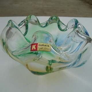 KURATA Glaft Glass  灰皿