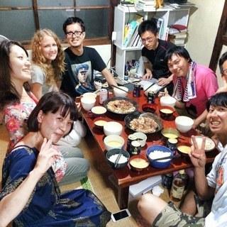 【まかない無料で3万円】名駅近く、古民家改装シェアハウスメンバー募集!