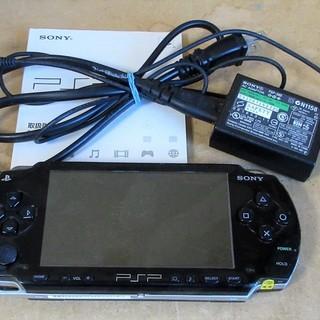 ☆ソニー SONY PSP-1000 プレイステーション・ポータ...