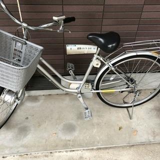 SANYO・エナクル・CY-SQ263SK・電動アシスト自転車・...