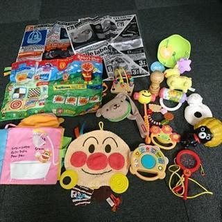【年内処分】赤ちゃん用おもちゃまとめ売り!