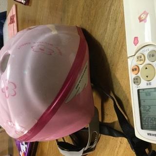 幼児ヘルメット