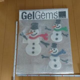 未使用 GELGEMS(ジェルジェム) 雪だるま