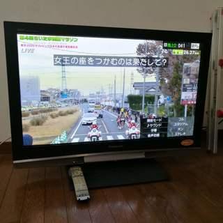 [交渉中]パナソニック VIERA 37型テレビ TH-37PX...