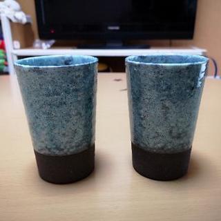 MAORIペアグラス(陶器)