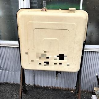 【恵那・ひまつぶし堂】中古・灯油タンク「200リットル」