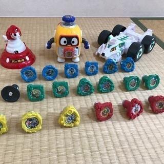 へボット おもちゃセット