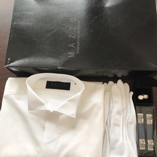 【男性用】結婚式で着用するシャツや小物など一式