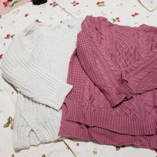 セーター2枚セット