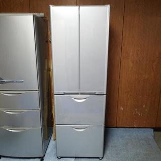 日立 ノンフロン冷凍庫冷蔵庫365L  2010年製