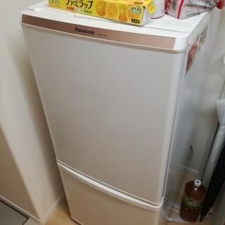 Panasonic 冷凍冷蔵庫 NR-B147W