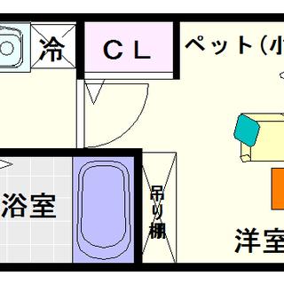 【エステムコート難波サウスプレイスⅤエレージュ】1Kタイプ!いい造...