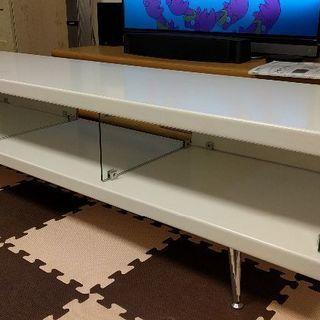 最終値下テレビボード横150×奥行40 高さ38
