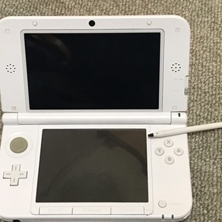 美品!ニンテンドー 3DS LL 中古 スーパーマリオ2他ソフト付!