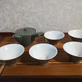 湯飲みセット 急須と湯飲み5客